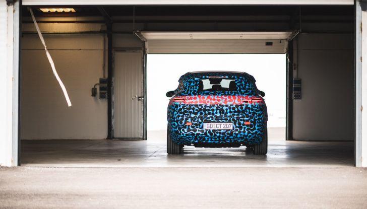 Mercedes-Benz EQC: il SUV elettrico della stella presentato a Stoccolma - Foto 23 di 59