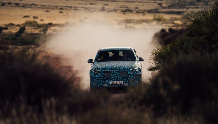 Mercedes-Benz EQC: il SUV elettrico della stella presentato a Stoccolma - Foto 49 di 59
