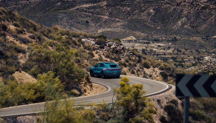 Mercedes-Benz EQC: il SUV elettrico della stella presentato a Stoccolma - Foto 50 di 59