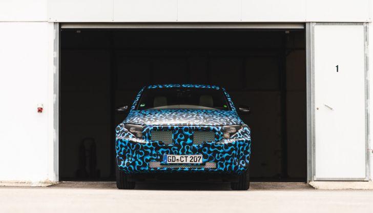 Mercedes-Benz EQC: il SUV elettrico della stella presentato a Stoccolma - Foto 25 di 59