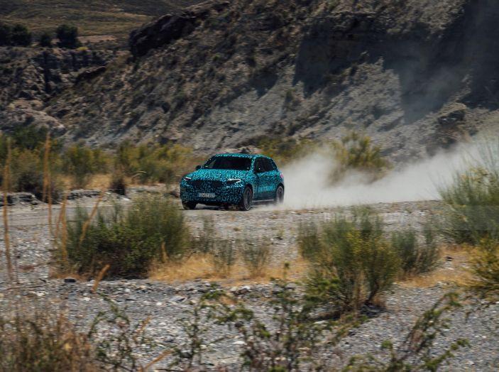 Mercedes-Benz EQC: il SUV elettrico della stella atteso il 4 settembre a Stoccarda - Foto 38 di 43