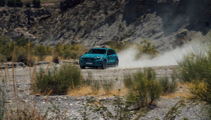Mercedes EQC, prezzi e allestimenti del SUV elettrico - Foto 54 di 59