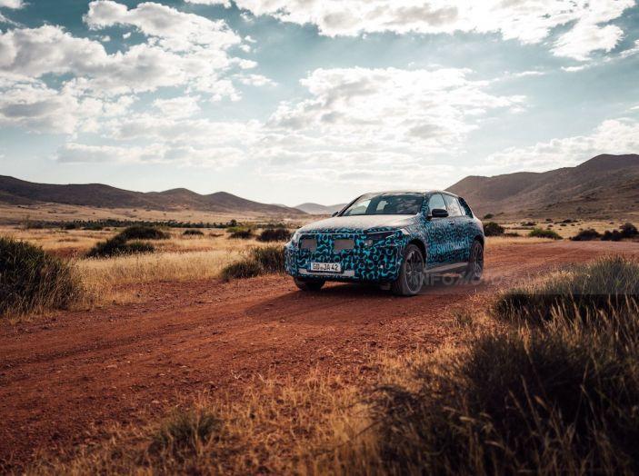 Mercedes-Benz EQC: il SUV elettrico della stella atteso il 4 settembre a Stoccarda - Foto 41 di 43