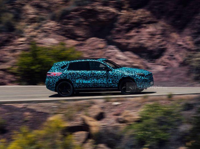 Mercedes-Benz EQC: il SUV elettrico della stella atteso il 4 settembre a Stoccarda - Foto 42 di 43