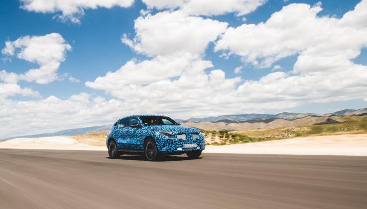 Mercedes-Benz EQC: il SUV elettrico della stella presentato a Stoccolma - Foto 28 di 59