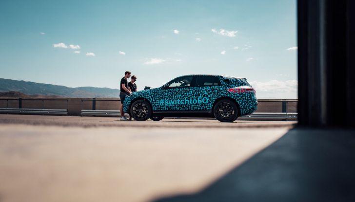 Mercedes-Benz EQC: il SUV elettrico della stella presentato a Stoccolma - Foto 29 di 59