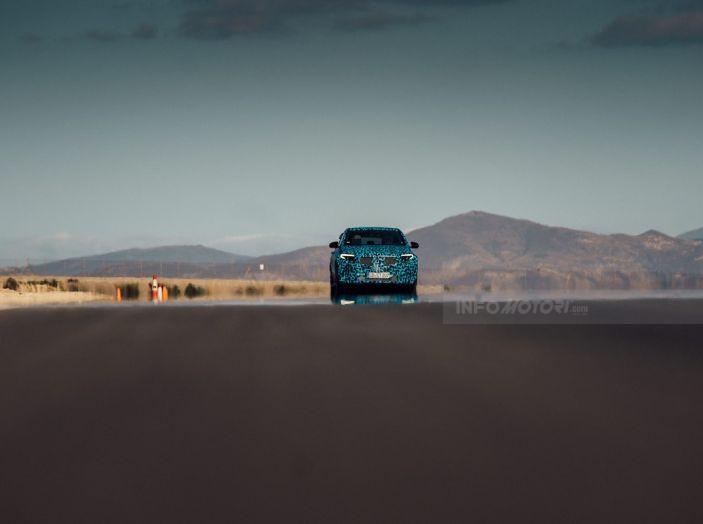 Mercedes-Benz EQC: il SUV elettrico della stella atteso il 4 settembre a Stoccarda - Foto 14 di 43
