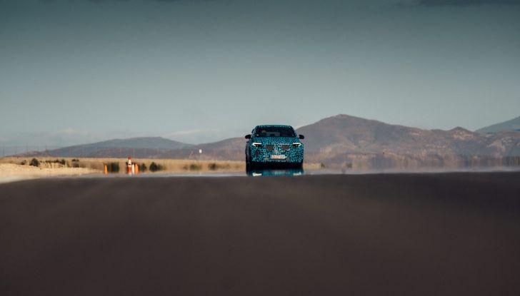 Mercedes-Benz EQC: il SUV elettrico della stella presentato a Stoccolma - Foto 30 di 59