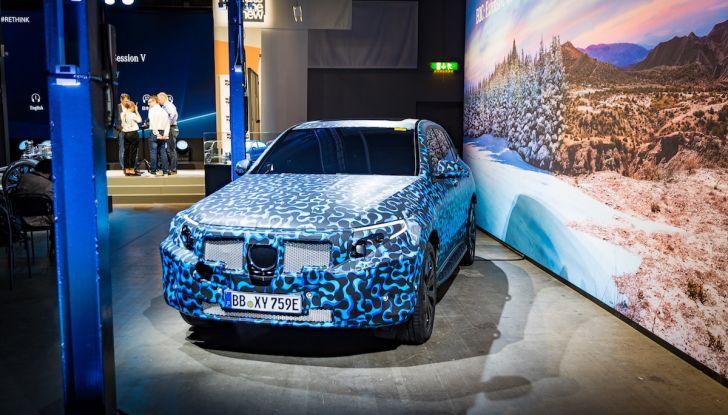 Mercedes-Benz EQC: il SUV elettrico della stella presentato a Stoccolma - Foto 1 di 59