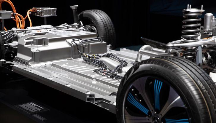Mercedes-Benz EQC: il SUV elettrico della stella presentato a Stoccolma - Foto 13 di 59