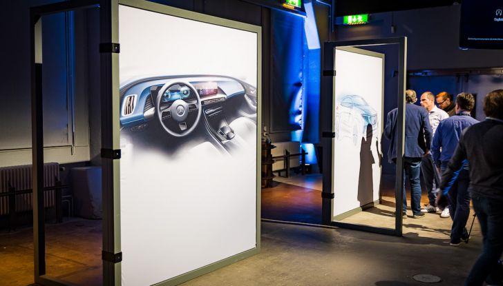 Mercedes-Benz EQC: il SUV elettrico della stella presentato a Stoccolma - Foto 15 di 59
