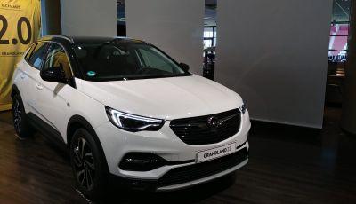 Opel Grandland X prezzi, allestimenti e prova su strada