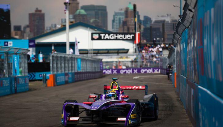 A New York il Team DS Virgin Racing chiude la sua più bella stagione - Foto 1 di 4