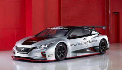 Nissan Leaf Nismo 2018: la prima Hot Hatch 100% elettrica