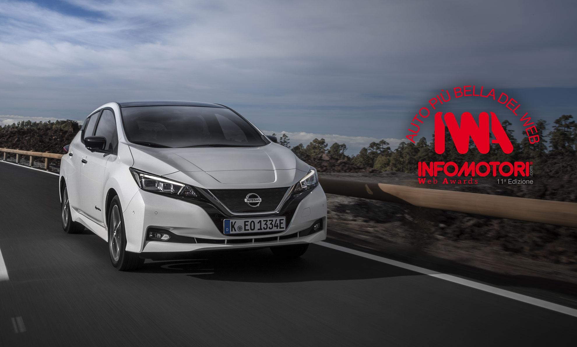 Nissan Leaf IWA 2018