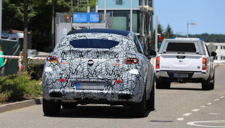 Nuova Mercedes GLE Coupè, test su strada della nuova generazione - Foto 4 di 19
