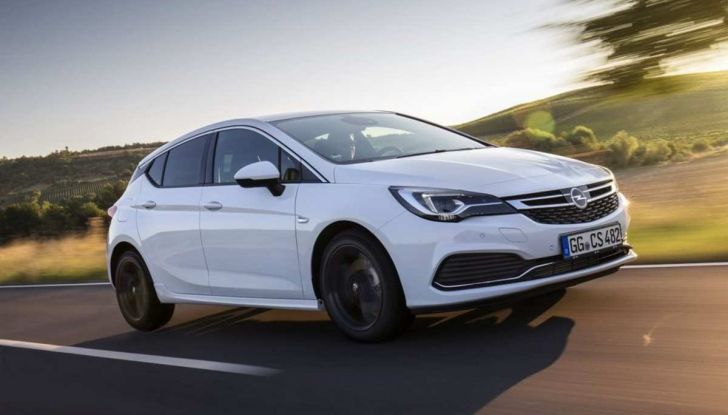Nuova Opel Astra disponibile con motore 1.6 BiTurbo Diesel - Foto 2 di 5