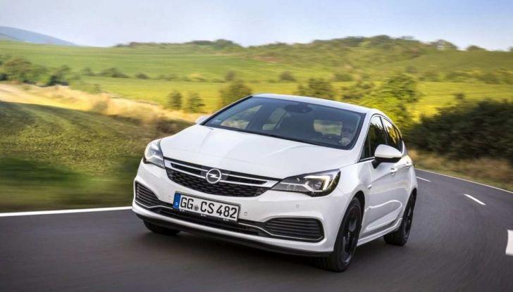 Nuova Opel Astra disponibile con motore 1.6 BiTurbo Diesel - Foto 3 di 5