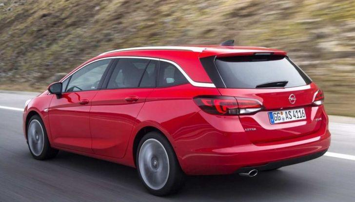 Nuova Opel Astra disponibile con motore 1.6 BiTurbo Diesel - Foto 4 di 5