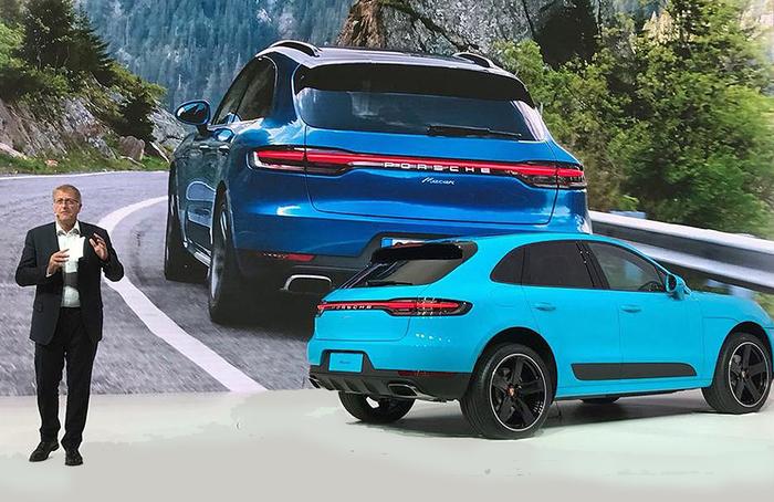 Nuova Porsche Macan: tempo di restyling per il SUV tedesco - Foto 2 di 10