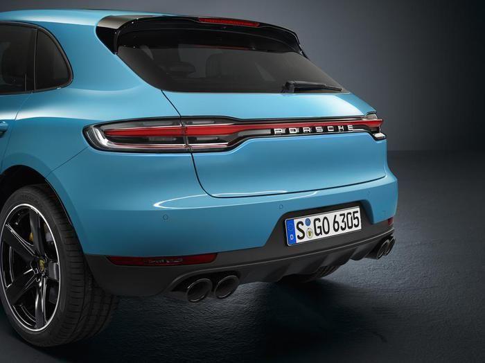 Nuova Porsche Macan: tempo di restyling per il SUV tedesco - Foto 3 di 10