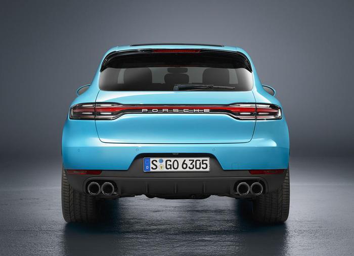 Nuova Porsche Macan: tempo di restyling per il SUV tedesco - Foto 4 di 10