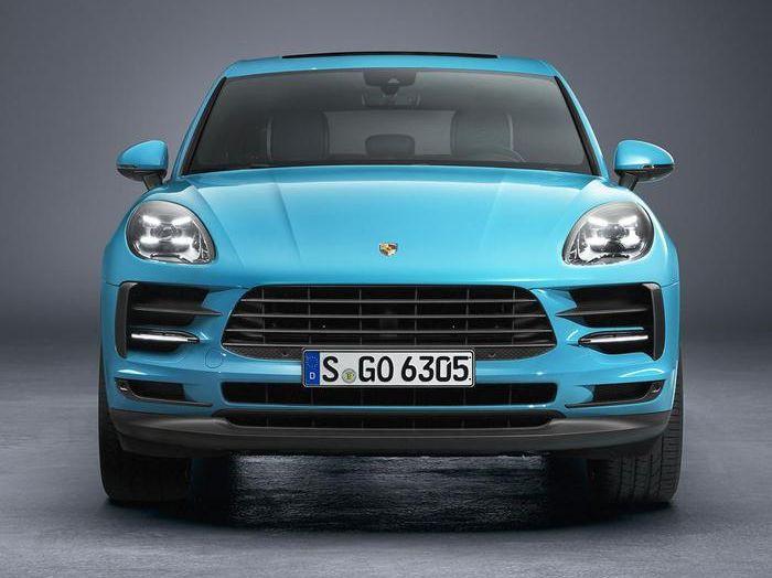 Nuova Porsche Macan: tempo di restyling per il SUV tedesco - Foto 9 di 10