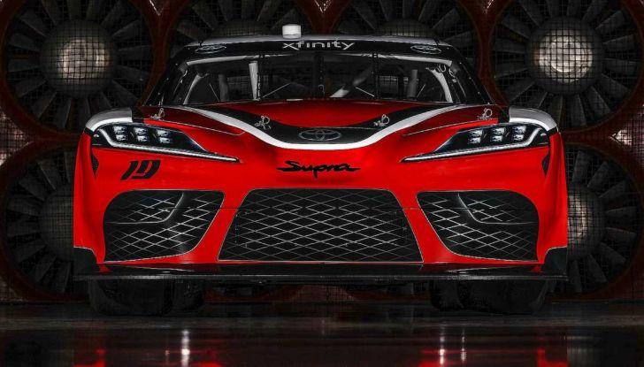 Nuova Toyota Supra debutta al Goodwood Festival of Speed 2018 - Foto 3 di 7