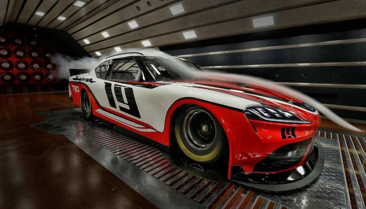 Nuova Toyota Supra debutta al Goodwood Festival of Speed 2018 - Foto 4 di 7