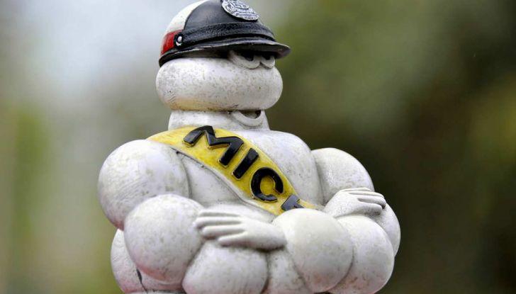 Omino Michelin, compie 120 anni l'icona degli pneumatici - Foto 6 di 9
