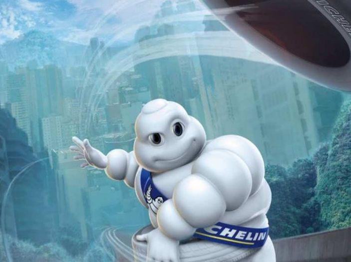 Omino Michelin, compie 120 anni l'icona degli pneumatici - Foto 2 di 9