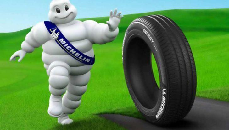 Omino Michelin, compie 120 anni l'icona degli pneumatici - Foto 8 di 9