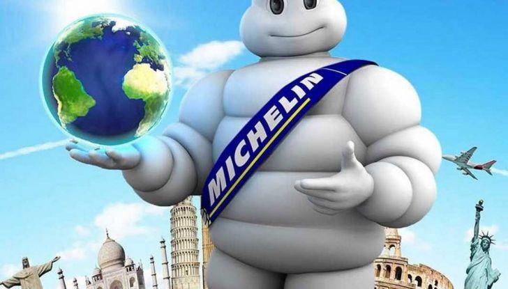 Omino Michelin, compie 120 anni l'icona degli pneumatici - Foto 9 di 9