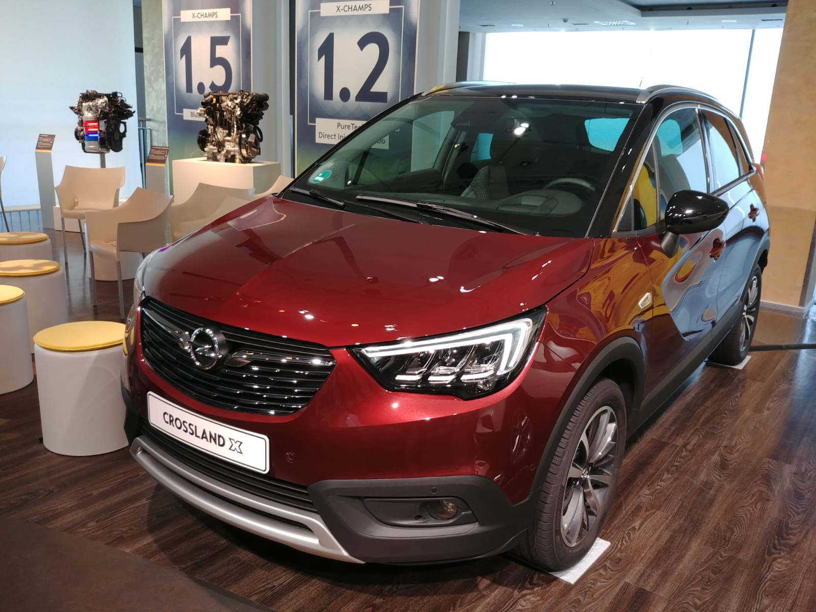 Opel - Crossland X