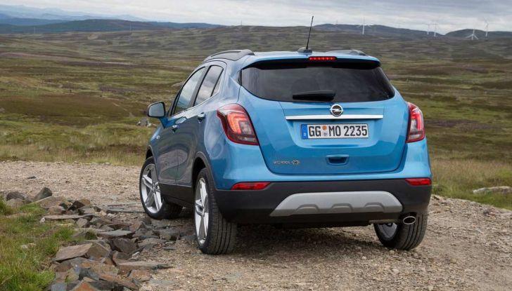 Opel Mokka X test drive, prezzi e versioni - Foto 4 di 13