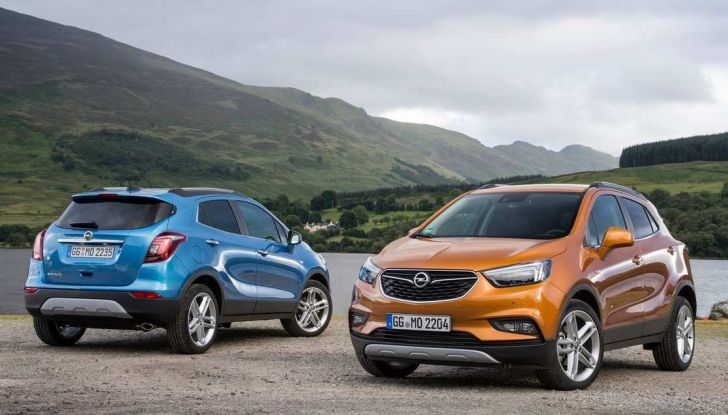 Opel Mokka X test drive, prezzi e versioni - Foto 2 di 13