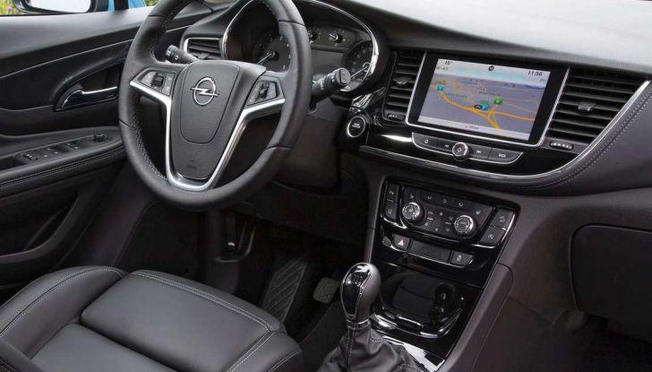 Opel Mokka X test drive, prezzi e versioni - Foto 5 di 13