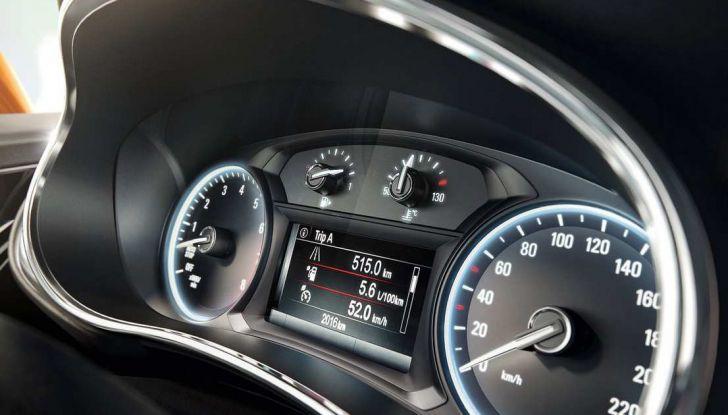 Opel Mokka X test drive, prezzi e versioni - Foto 6 di 13