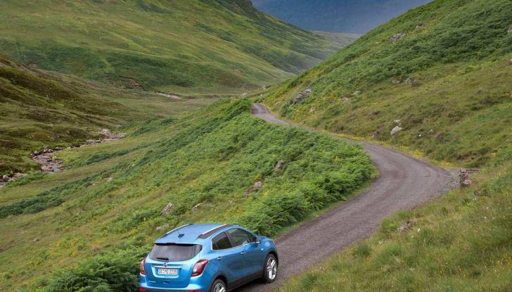 Opel Mokka X test drive, prezzi e versioni - Foto 7 di 13