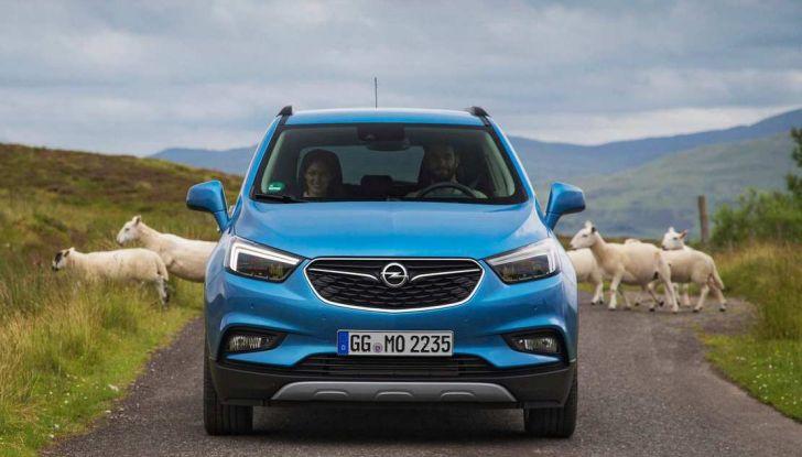 Opel Mokka X test drive, prezzi e versioni - Foto 8 di 13