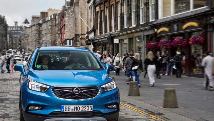 Opel Mokka X test drive, prezzi e versioni - Foto 9 di 13