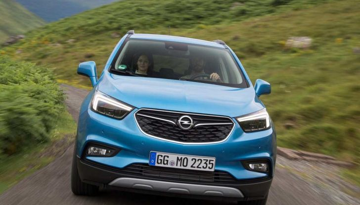 Opel Mokka X test drive, prezzi e versioni - Foto 10 di 13