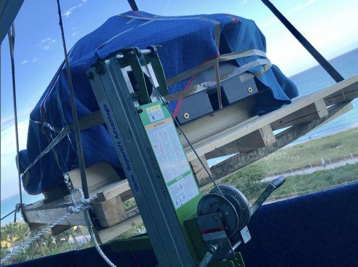 Pagani Zonda Revolucion: ottima per arredare una casa da 8 milioni a Miami - Foto 2 di 12