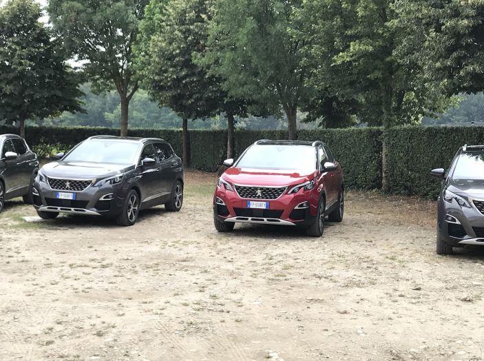 Peugeot 3008 con nuovo cambio EAT8 provata su strada - Foto 3 di 30