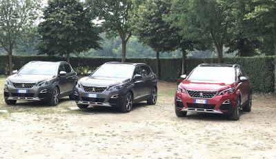 Peugeot 3008 con nuovo cambio EAT8 provata su strada