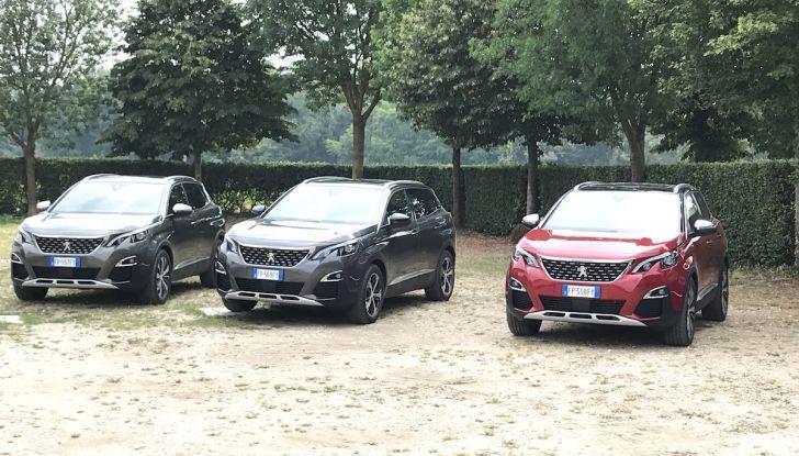 Peugeot 3008 con nuovo cambio EAT8 provata su strada - Foto 2 di 30