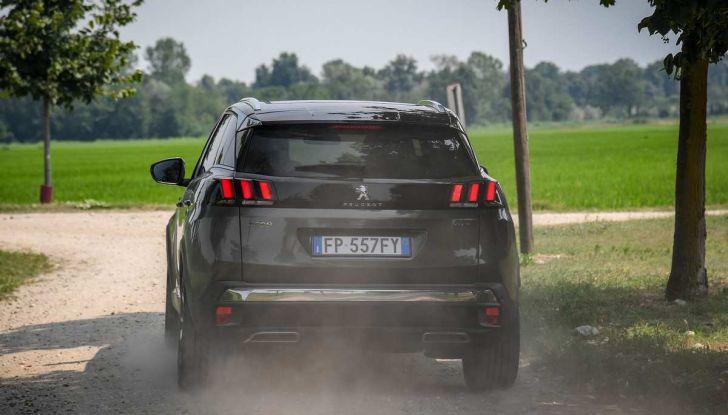 Peugeot 3008 con nuovo cambio EAT8 provata su strada - Foto 7 di 30