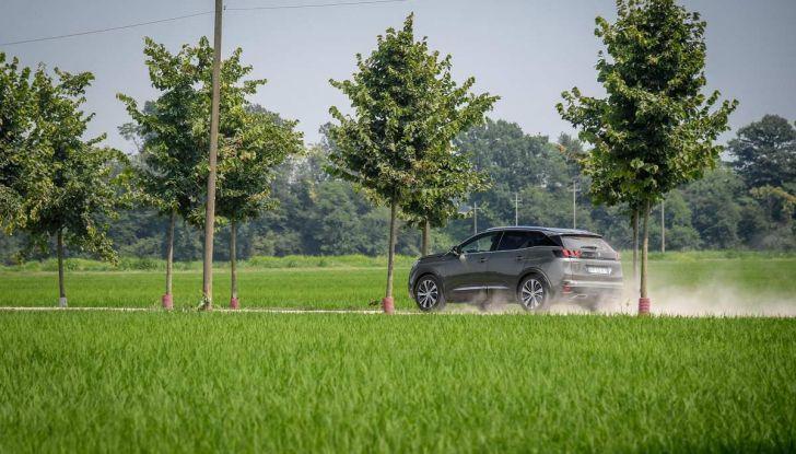 Peugeot 3008 con nuovo cambio EAT8 provata su strada - Foto 25 di 30