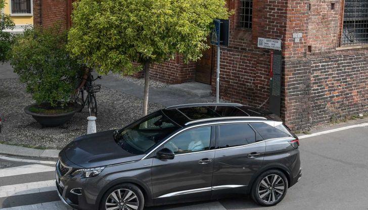 Peugeot 3008 con nuovo cambio EAT8 provata su strada - Foto 8 di 30