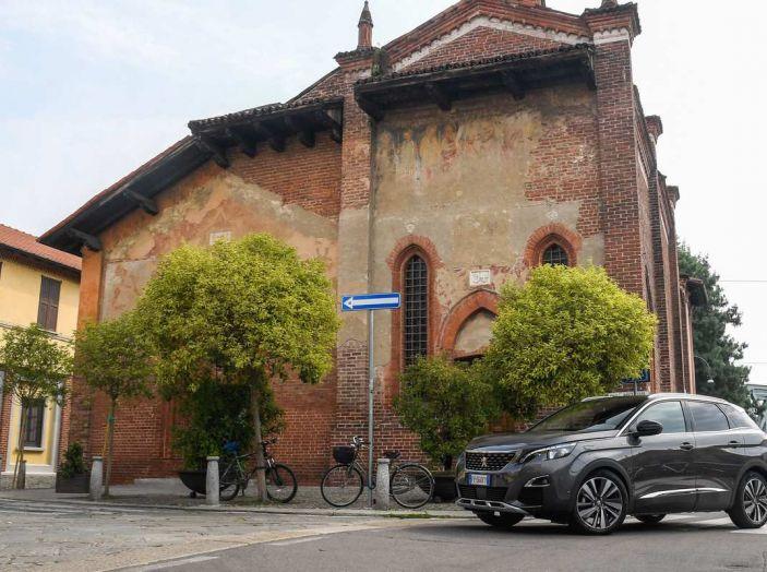 Peugeot 3008 con nuovo cambio EAT8 provata su strada - Foto 26 di 30